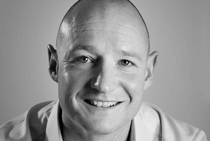 Alasdair Lane - Performance Coach and Wellbeing Consultant