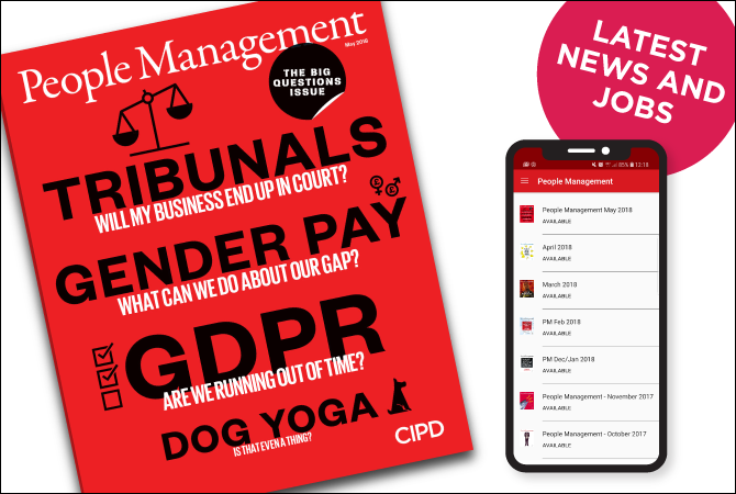 PM cover and app