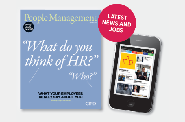 People Management magazine and app
