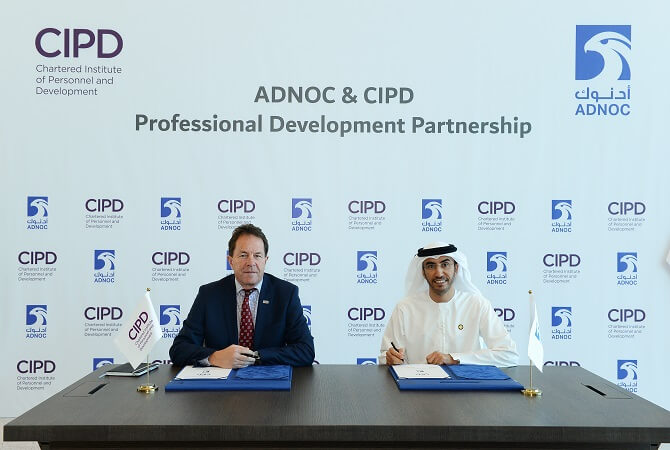 CIPD extends reach in Middle East with new professional