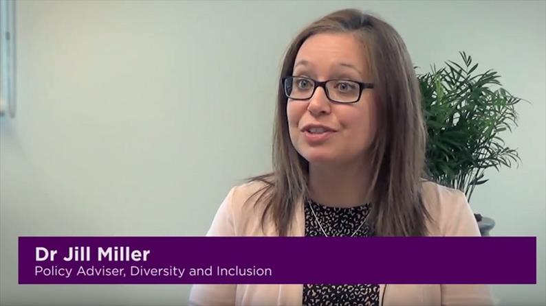 The CIPD is Disability Confident - video still