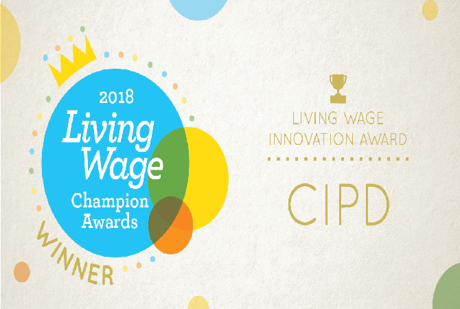 CIPD Living Wage Champions
