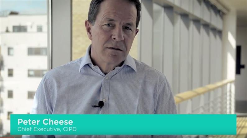 Manifesto for work interview with Peter Cheese